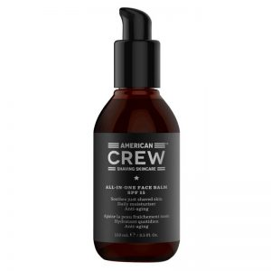 After shave balsam AMERICAN CREW SPF 15 150 ml