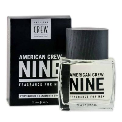 Apa de parfum AMERICAN CREW NINE FRAGRANCE 75 ml