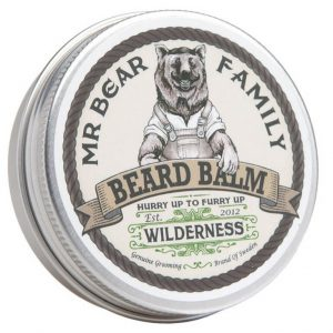 Balsam de barba Mr Bear Family Wilderness