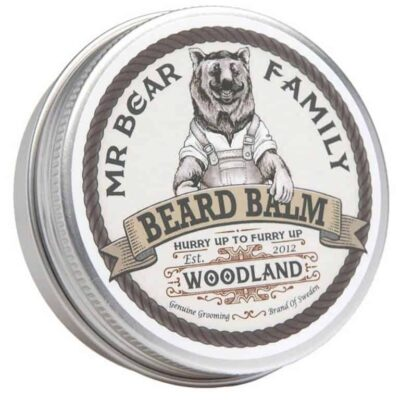 Balsam de barba Mr Bear Family Woodland 60 ml 2