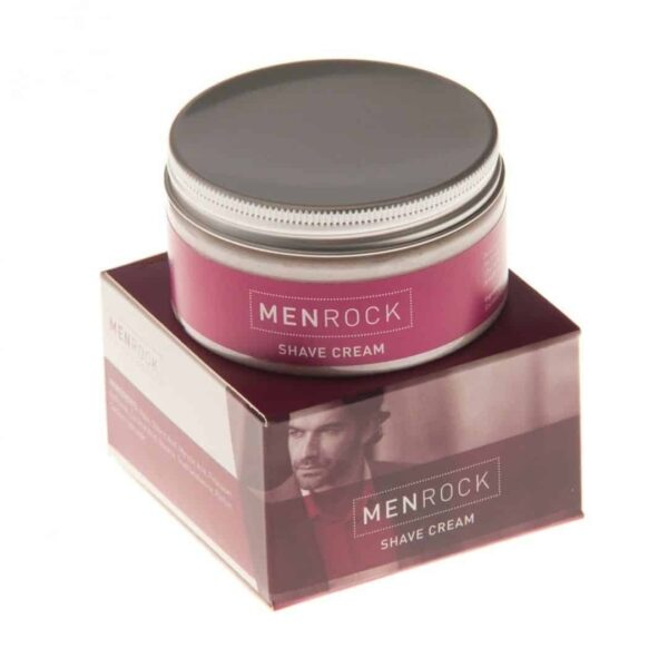 Crema de ras MEN ROCK SANDALWOOD 100 ml