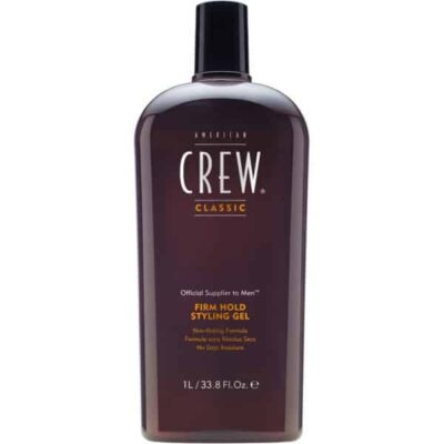 Gel de par AMERICAN CREW FIRM HOLD GEL 1000 ml