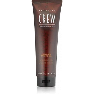 Gel de par AMERICAN CREW FIRM HOLD GEL 390 ml