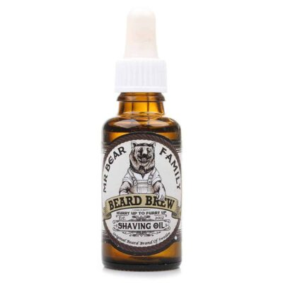 Ulei de ras MR BEAR FAMILY 30 ml