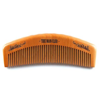Pieptene de barba APOTHECARY 87 THE MAN CLUB COMB