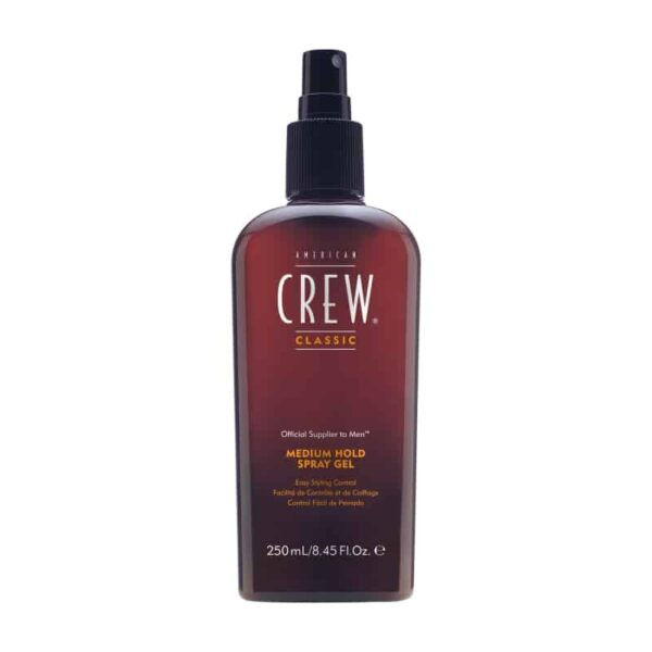 Spray gel de par AMERICAN CREW 250 ml