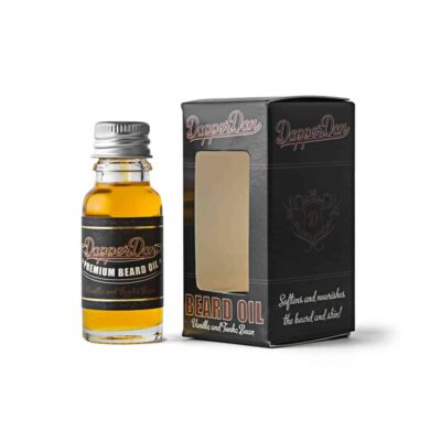 Ulei de barba DAPPER DAN BEARD OIL 15 ml