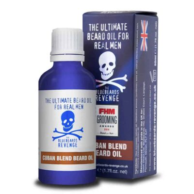 Ulei de barba The Bluebeards Revenge Cuban Blend Beard Oil