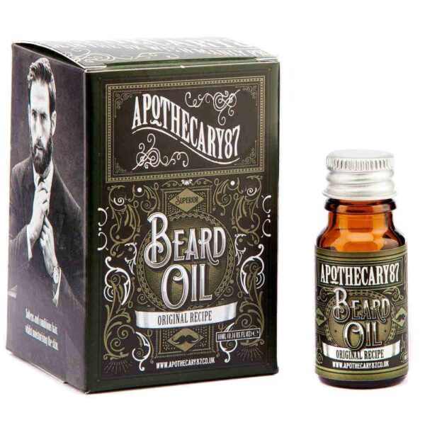 Ulei de barba Apothecary 87 Original Recipe
