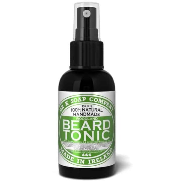 Ulei tonic de barba Dr. K Beard Tonic Woodland