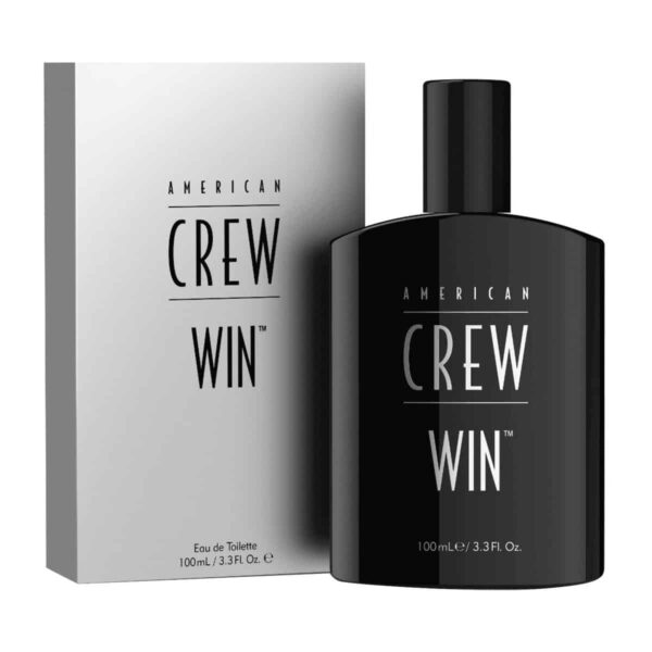Parfum AMERICAN CREW WIN FRAGRANCE 100 ml