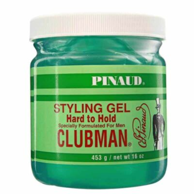 Gel de par CLUBMAN PINAUD HARD TO HOLD 453 gr