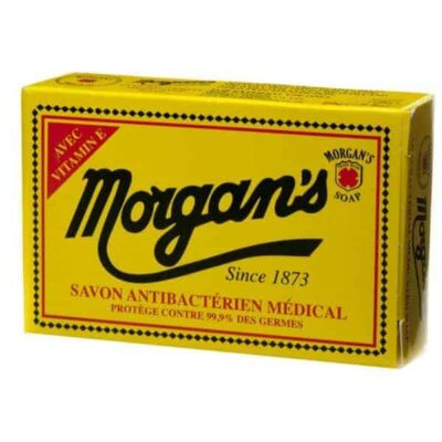 Sapun antibacterian Morgan's Antiseptic Soap 80 g
