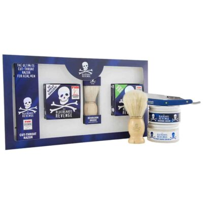 Set cadou The Bluebeards Revenge Cut-Throat Razor Kit