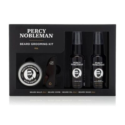 Set ingrijire barba Percy Nobleman Grooming