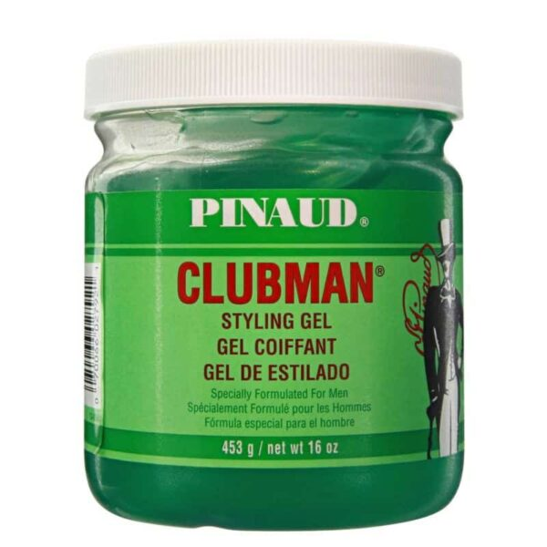 Gel de par CLUBMAN PINAUD MEDIUM HOLD 453 gr