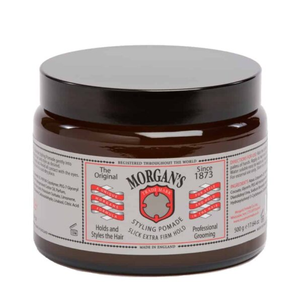 Pomada MORGAN'S POMADE EXTRA FIRM HOLD 500 g