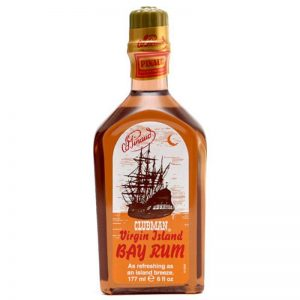 After shave CLUBMAN PINAUD BAY RUM TONIC 177 ml