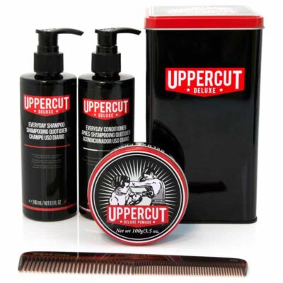 Set ingrijire par UPPERCUT DELUXE POMADE COMBO KIT