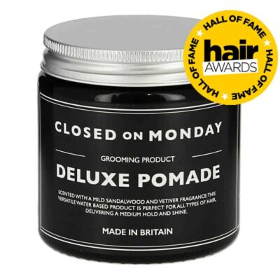 Pomada CLOSED ON MONDAY DELUXE POMADE 100 ml