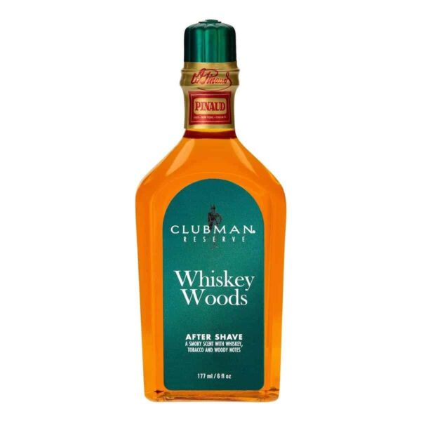 After shave Clubman Pinaud Whiskey Woods