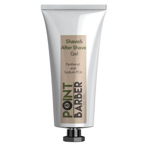 Gel de ras si after shave POINT BARBER 100 ml