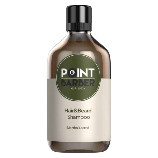Sampon de par si barba POINT BARBER 300 ml