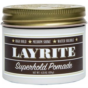 Pomada Layrite Superhold Pomade 120 g