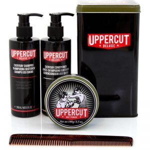Set ingrijire par UPPERCUT DELUXE MATT POMADE COMBO KIT 1
