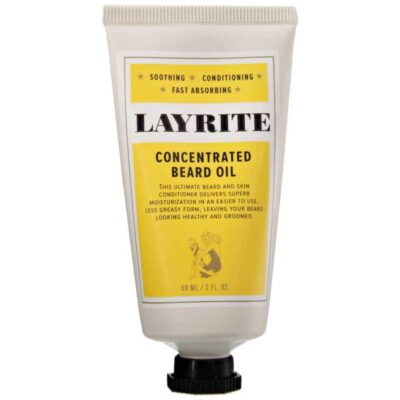 Ulei de barba LAYRITE CONCENTRATED BEARD OIL 59 ml