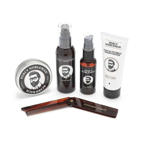 Set ingrijire barba PERCY NOBLEMAN BEARD