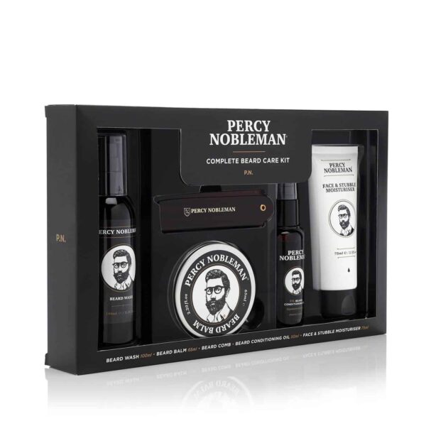Set ingrijire barba Percy Nobleman Complete Beard Care