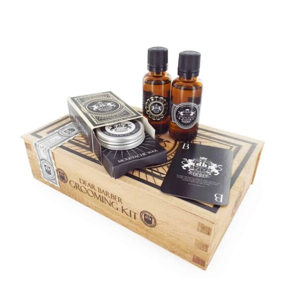Set cadou ingrijire barba DEAR BARBER COLLECTION #2