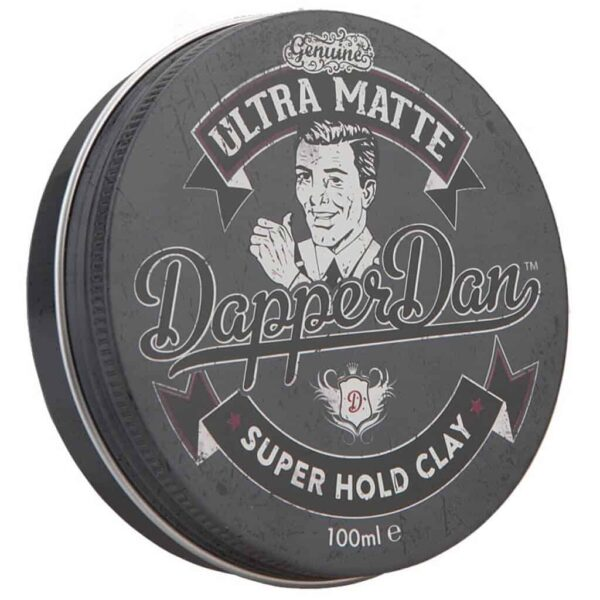 Ceara de par Dapper Dan Ultra Matte 100 ml