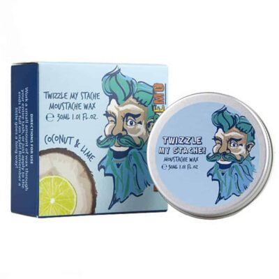 Ceara de mustata Raw Supremo Twizzle My Stache 30 ml