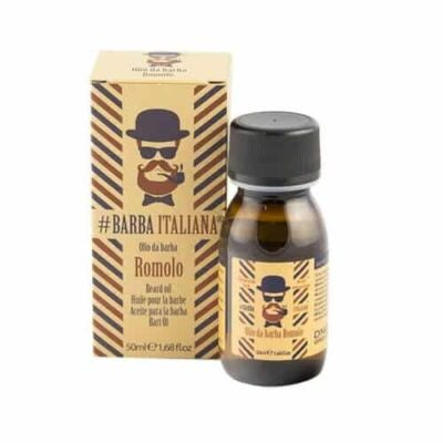 Ulei de barba Barba Italiana Romolo 50 ml