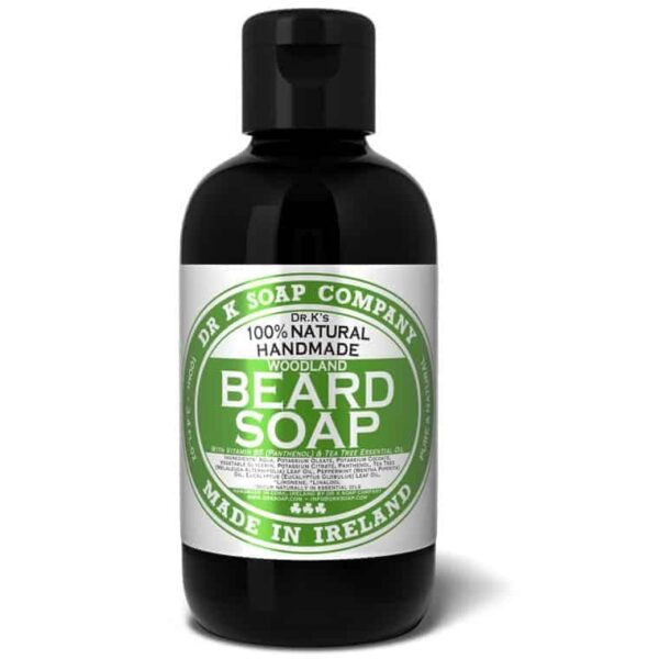 Sapun de barba Dr K Beard Soap Woodland 100 ml