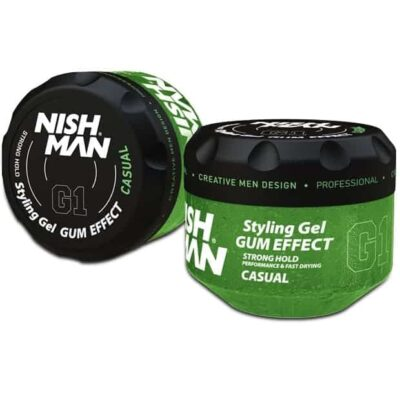Gel de par Nishman Styling Gel Gum Effect Casual