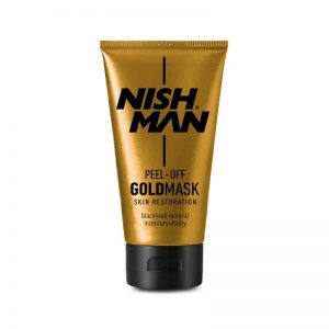 Gold mask Nishman