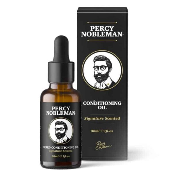 Ulei de barba Percy Nobleman Signature 30 ml