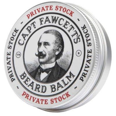 Balsam de barba Captain Fawcett Private Stock Beard Balm 60 ml