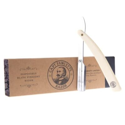 Brici cu lama interschimbabila Captain Fawcett Disposable Blade Straight Razor 2