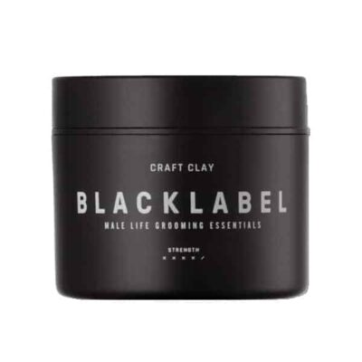 Ceara de par Black Label Grooming Craft Clay 1