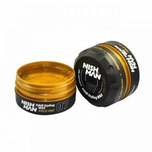 Ceara de par Nishman Hair Styling Wax 07 Gold One 150 ml 1