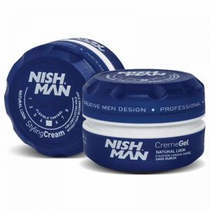 Crema de par Nishman Hair Styling Cream N.5