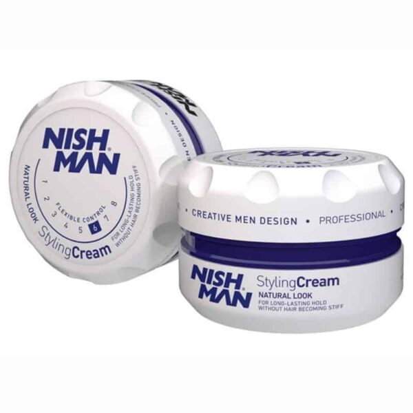 Crema de par Nishman Hair Styling Cream N.6 150 ml