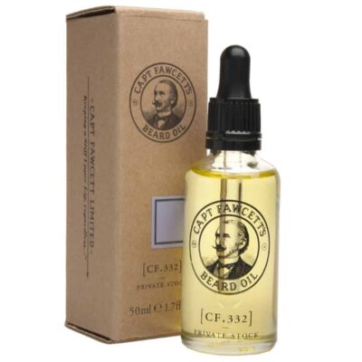 Ulei de barba Captain Fawcett Private Stock Beard Oil 50 ml