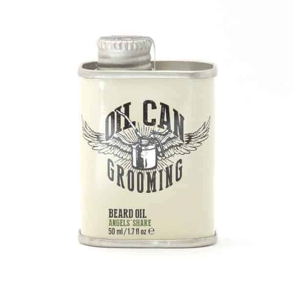 Ulei de barba Oil Can Grooming Angel's Share 50 ml