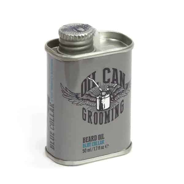 Ulei de barba Oil Can Grooming Blue Collar 50 ml 2