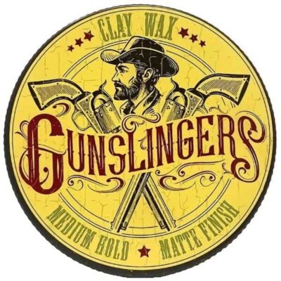 Ceara de par Gunslingers Clay Wax